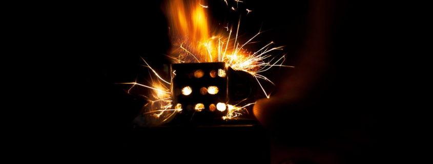 безопасность зажигалок