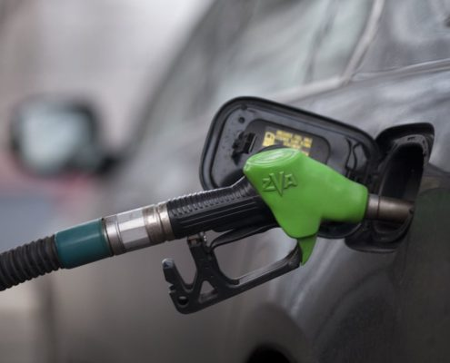 исследование бензина