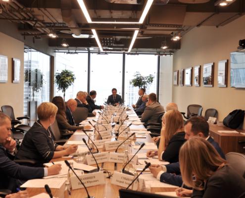 заседание Совета по стандартизации